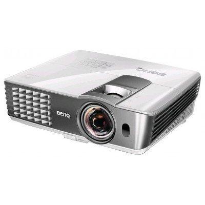 Проектор BenQ W1080ST+ (9H.J9J77.17E)Проекторы BenQ<br>Проектор W1080ST+ DLP DC3 DMD; 1080P Full HD Video Projector; Brightness 2200 AL; High contrast ratio 10;000:1; 1.2X zoom; Short-throw (0.69-0.83); H/V keystone; 2.7kg; 10W speaker; 3D via HDMI; HDMI<br>