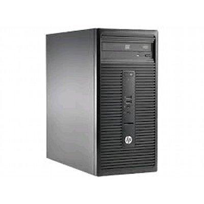 Настольный ПК HP Essential 280 G1 MT (K8K34EA) (K8K34EA)Настольные ПК HP<br>HP 280 G1 MT Core i3-4160,4GB DDR3-1600 DIMM (1x4GB),500GB 7200 RPM,DVD+/-RW,GigEth,kbd,mouse opt,Win7Pro(64-bit)+Win8.1Pro(64-bit),1-1-1 Wty<br>