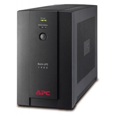 Источник бесперебойного питания APC Back-UPS 700VA, 230V, AVR, IEC Sockets (BX700UI) ибп apc back 700va bx700ui