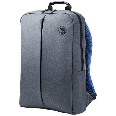 Рюкзак для ноутбука HP 15.6 Essential Backpack Серый (K0B39AA)Рюкзаки для ноутбуков HP<br>Описание рюкзака HP Essential Backpack K0B39AA для ноутбука 15.6&amp;amp;#039;&amp;amp;#039;  Рюкзак HP Essential Backpack K0B39AA предназначен для ноутбука с диагональю экрана до 15.6 дюймов, а также других принадлежностей и аксессуаров, таких как блок питания или мышь, документы, канцелярские принадлежнос ...<br>