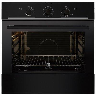Газовый духовой шкаф Electrolux EOG 91102 AK (EOG91102AK)Газовые духовые шкафы Electrolux<br>Встраиваемые газовые духовки ELECTROLUX/ 59 х 59.4 x 56, электрический гриль, звуковой таймер, черная<br>