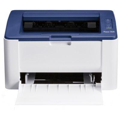 Ч/б лазерный принтер Xerox Phaser 3020 (Phaser 3020)Монохромные лазерные принтеры Xerox<br>Устройство: принтер; Тип печати: черно-белая; Технология печати: светодиодная; Размещение: настольный; Область применения: малый офис; Количество страниц в месяц: 15000; Максимальный формат: A4;<br>