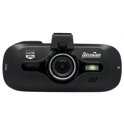 Видеорегистратор AdvoCam FD8 Black-GPS (FD8-BLACK-GPS) advocam профессиональный автомобильный видеорегистратор fd8 black 320x240 ночной режим