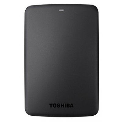 Внешний жесткий диск Toshiba CANVIO BASICS 2TB (HDTB320EK3CA)Внешние жесткие диски Toshiba<br>внешний жесткий диск<br>    объем 2000 Гб<br>    интерфейс USB 3.0<br>    вес 230 г<br>