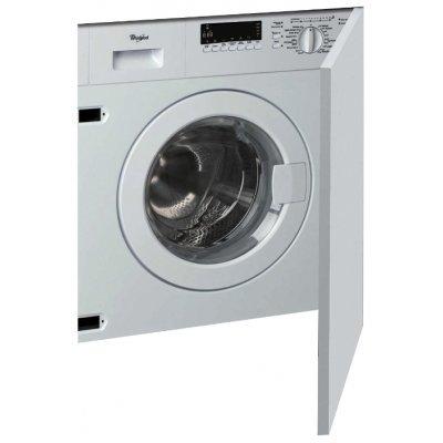 Стиральная машина Whirlpool AWOC 7714 (AWOC 7714)Стиральные машины Whirlpool<br>встраиваемая стиральная машина<br>    фронтальная загрузка<br>    cтирка до 7 кг<br>    электронное управление<br>    отжим при 1400 об/мин<br>    защита от протечек<br>