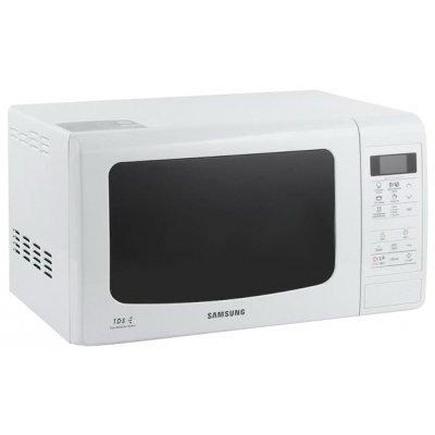 Микроволновая печь Samsung ME83KRS-3 (ME83KRS-3/BW)  микроволновая печь samsung ge83krqs 3 800 вт серебристый ge83krqs 3