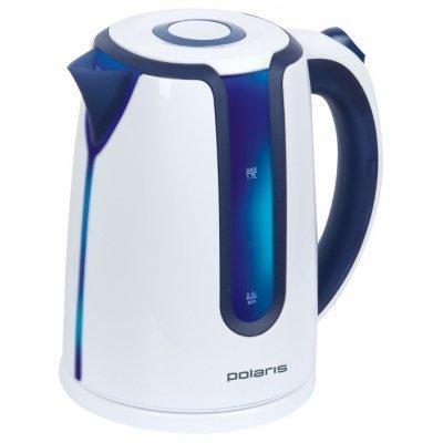Электрический чайник Polaris ris PWK 1754 CLWR (PWK1754CLWR) чайник polaris pwk 1749ca 2200 вт бордовый 1 7 л нержавеющая сталь