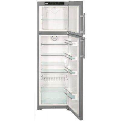 Холодильник Liebherr CTNesf 3663-21 001 (CTNesf 3663-21 001)Холодильники Liebherr<br>192x60x63, объем камер 250+60, No frost, морозильная камера сверху, нержавеющая сталь<br>