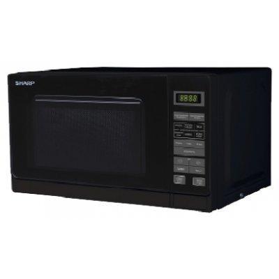 Микроволновая печь Sharp R2772RK черная (R2772RK черная) микроволновая печь sharp r3852rk