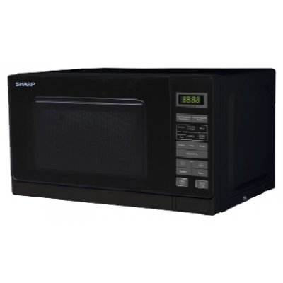 цена на Микроволновая печь Sharp R2772RK черная (R2772RK черная)