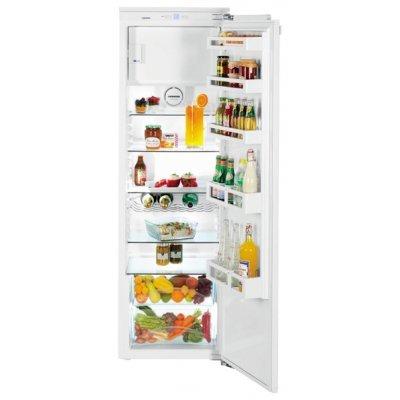 Холодильник Liebherr IK 3514-20 001 (IK 3514-20 001)Холодильники Liebherr<br>холодильник с морозильником встраиваемый однокамерный класс A++ морозильник сверху общий объем 314 л капельная система<br>