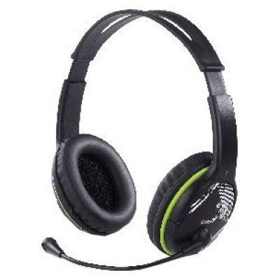 Наушники Genius HS-400A (HS-400A, 31710169100) аудио наушники genius наушники headset hs 04su