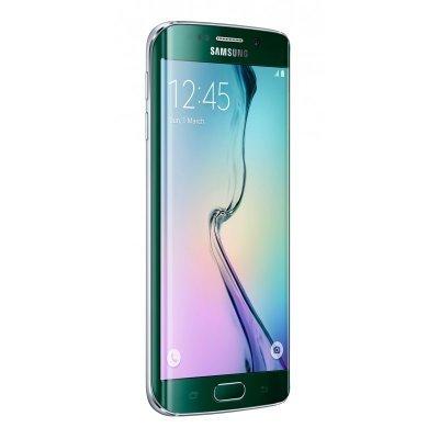 Смартфон Samsung Galaxy S6 Edge SM-G925F 32Gb черный (SM-G925FZKASER) samsung galaxy s6 edge special edition sm g925f 128gb lte green emerald