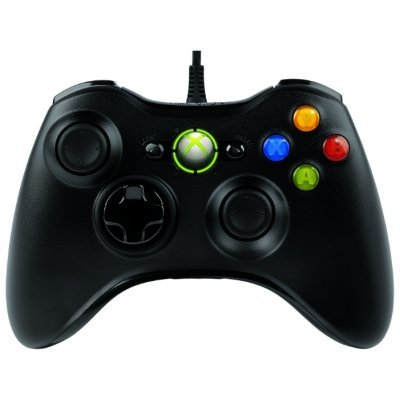 Геймпад для игровой приставки Microsoft Xbox 360 Controller for Windows (52A-00005)