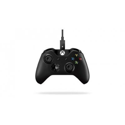 Геймпад для игровой приставки Microsoft GAMEPAD Controller XboxOne Wrd PC Win беспроводной (7MN-00002)
