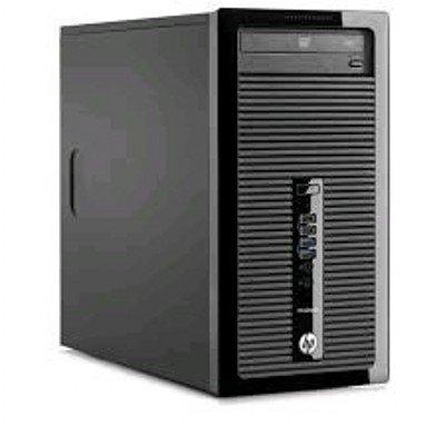 Настольный ПК HP 400 ProDesk G2 MT (M3W37EA) (M3W37EA)Настольные ПК HP<br>HP 400 ProDesk G2 MT Pentium G3250,4GB DDR3-1600 DIMM (1x4GB),500GB(7200rpm)SATA 3.5 HDD,DVD+/-RW,GigEth,kbd,mouse opt,Win7Pro(64-bit)+Win8.1Pro(64-bit),1-1-1 wty(repl.J8T65EA)<br>