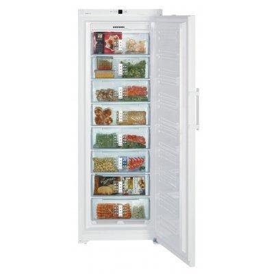 Морозильник Liebherr GN 4113-20 001 (GN 4113-20 001)Морозильники Liebherr<br>морозильник-шкаф отдельно стоящий однокамерный класс A++ общий объем 406 л ручка с толкателем<br>