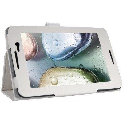 Чехол для планшета IT Baggage ITLNA5502-0 для IdeaTab 2 A8-50 (A5500) 8 белый (ITLNA5502-0)Чехлы для планшетов IT Baggage<br>Чехол IT BAGGAGE для планшета LENOVO IdeaTab A8-50 (A5500) 8  искус. кожа белый ITLNA5502-0<br>