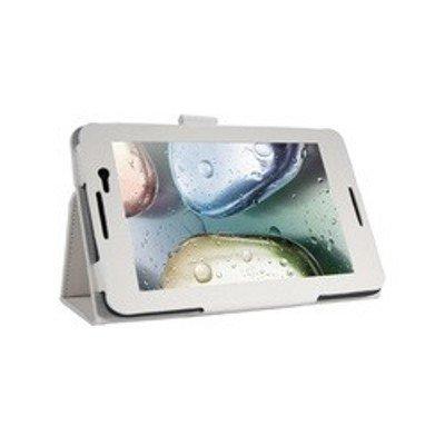 Чехол для планшета IT Baggage ITLNA3502-0 для IdeaTab A3500 белый (ITLNA3502-0) чехол для lenovo ideatab a3500 a7 50 g case executive эко кожа белый