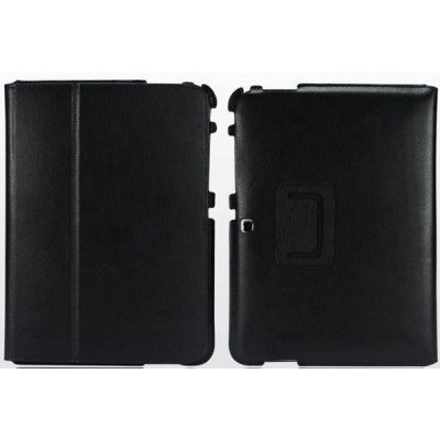 Чехол для планшета IT Baggage ITSSGT1035-1 для Galaxy Tab4/Tab3 10.1 Slim черный (ITSSGT1035-1) чехол it baggage для планшета samsung galaxy tab4 10 1 hard case искус кожа бирюзовый с тонированной задней стенкой itssgt4101 6
