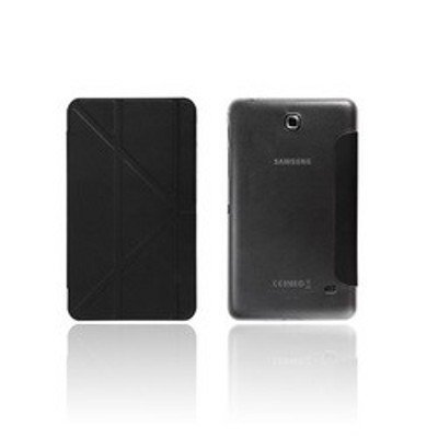 Чехол для планшета IT Baggage ITSSGT4801-1 для Galaxy Tab4 8 черный (ITSSGT4801-1) it baggage чехол для samsung galaxy tab a 7 0 sm t285 sm t280 red