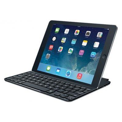 ���������� Logitech Wireless UltraThin Keyboard Cover for iPad Air Space Grey (920-005619)