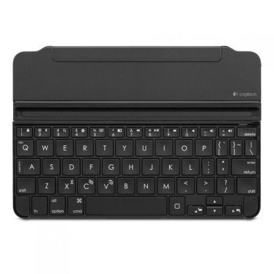���������� logitech ultrathin keyboard cover for ipad air2 space grey (920-006532)