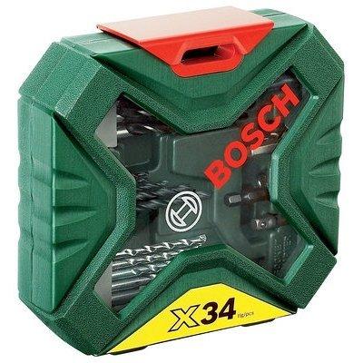 Набор принадлежностей Bosch 2607010608 (2607010608) bradex набор свёрл