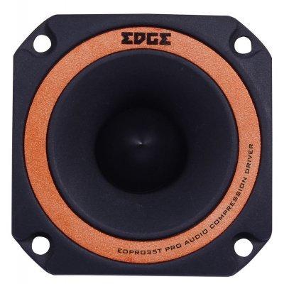 Колонки автомобильные Edge EDPRO35T-E4 (EDPRO35T-E4)Колонки автомобильные Edge<br>твитер<br>    типоразмер: 2.6 см (1 дюйм.)<br>    номинальная мощность 30 Вт<br>    максимальная мощность 60 Вт<br>    чувствительность 95 дБ<br>    импеданс 4 Ом<br>    диапазон частот 2500 - 25000 Гц<br>