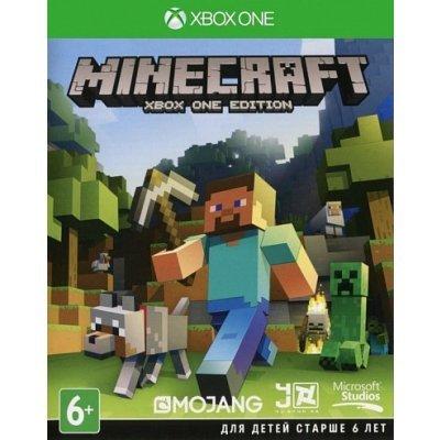 Игра для игровой консоли Minecraft (G2W-00019)Игры для игровых консолей Microsoft<br>В Minecraft никто не помешает вам создавать собственные миры, воплощать в цифровой реальности невероятные фантазии, отстраивать чудеса архитектуры. Все, что вам потребуется – терпение, терпение, еще раз терпение и диск с самой игрой. Кубик за кубиком вы сможете создавать шедевры в живом, пусть и нем ...<br>