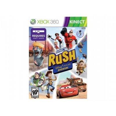 Игра для игровой консоли Kinect Rush: A Disney-Pixar Adventure (4WG-00024)Игры для игровых консолей Microsoft<br>Kinect Rush: A Disney-Pixar Adventure приглашает семьи и фанатов всех возрастов посетить миры пяти любимых мультфильмов студии Disney Pixar. С помощью волшебных возможностей Kinect для Xbox 360, просканируйте свое тело и станьте уникальным персонажем в пяти мирах студии Pixar<br>