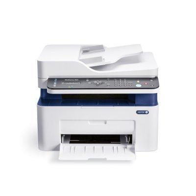 Монохромный лазерный МФУ Xerox WorkCentre 3025NI (3025V_NI) samsung sf 761p монохромный лазерный мфу печать копия факса сканирования