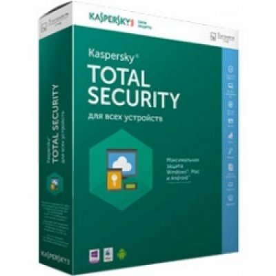 Антивирус Kaspersky Total Security - Multi-Device Russian Edition. 3-Device 1 year Base Download Pack (KL1919RDCFS) (KL1919RDCFS) brilliant level 3 multi rom interactive whiteboard disk russian edition