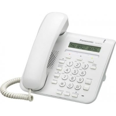 VoIP-телефон Panasonic KX-NT511ARUW (KX-NT511ARUW) practical voip security