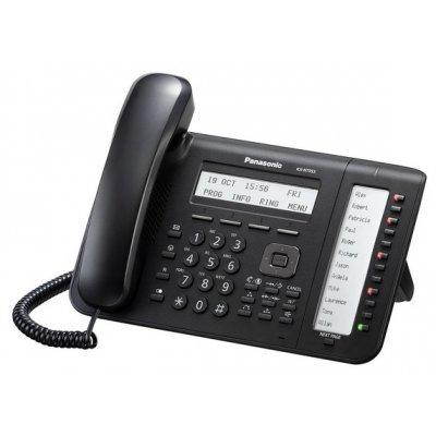 VoIP-телефон Panasonic KX-NT553RU-B черный (KX-NT553RU-B) телефон panasonic kx ts2356rub черный