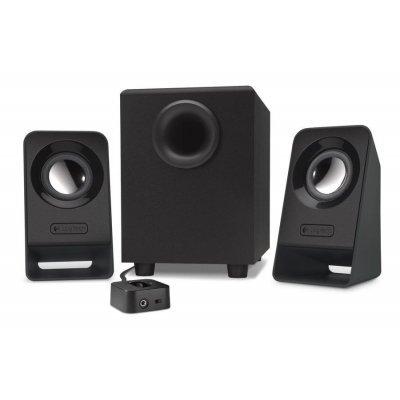 цена на Компьютерная акустика Logitech Z213 2.0 RTL (980-000942) (980-000942)