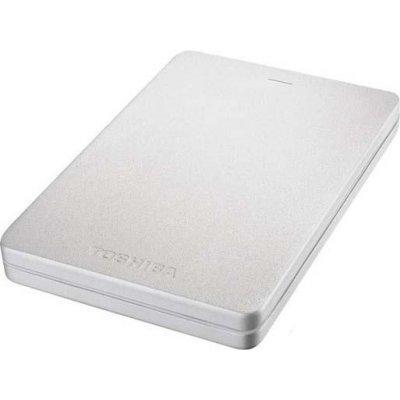 Внешний жесткий диск Toshiba 500Gb Canvio Alu 2.5 USB 3.0 Silver (HDTH305ES3AA) (HDTH305ES3AA)Внешние жесткие диски Toshiba<br>Внешний жесткий диск 500Gb Toshiba Canvio Alu 2.5 USB 3.0 Silver (HDTH305ES3AA)<br>