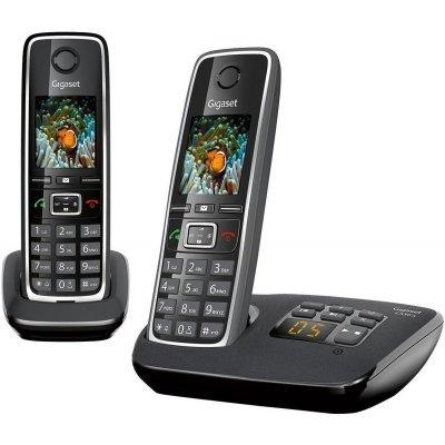 Радиотелефон Siemens Gigaset C530A DUO (L36852-H2532-S301) (L36852-H2532-S301) летняя шина continental contisportcontact 5p 325 35 r22 110y