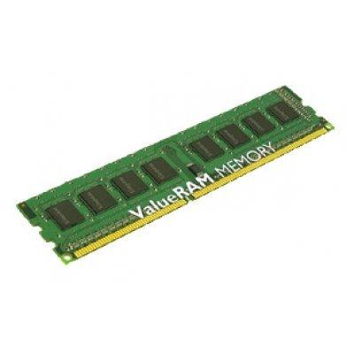 Модуль оперативной памяти ПК Kingston KVR16N11S8H/4 4Gb DDR3 (KVR16N11S8H/4)Модули оперативной памяти ПК Kingston<br>Kingston DIMM 4GB 1600MHz DDR3 Non-ECC CL11 SR x8 STD Height 30mm<br>