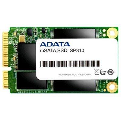Накопитель SSD A-Data Premier Pro SP310 128GB (ASP310S3-128GM-C)Накопители SSD A-Data<br>SSD жесткий диск для ноутбука линейка Premier Pro SP310 объем 128 Гб форм-фактор разъем mSATA интерфейс SATA 6Gb/s<br>