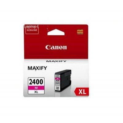 Картридж для струйных аппаратов Canon PGI-2400XL BK для MAXIFY iB4040, МВ5040 и МВ5340, черный (9257B001) (9257B001) картридж canon pgi 1400xl m для maxify мв2040 и мв2340 пурпурный 900 стр