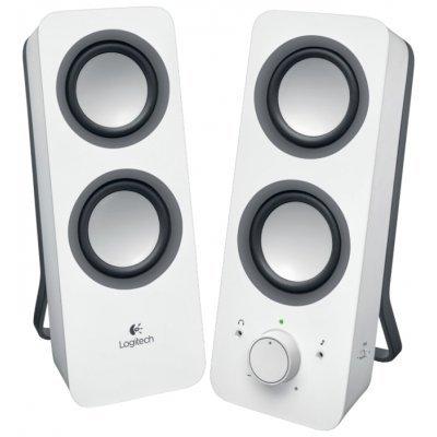 Компьютерная акустика Logitech Z200 (2.0) White (980-000811) (980-000811)Компьютерная акустика Logitech<br>стерео, мощность: 5 Вт, 80-20000 Гц, разъем для наушников<br>