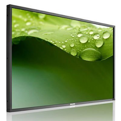 ЖК панель Philips 46 BDL4660EL/00 Black (BDL4660EL/00)ЖК панели Philips<br>Профессиональная панель 46 PHILIPS BDL4660EL/00 Black (LED, 1920x1080, 6.5 mc, 178°/178°, 500 cd/m, 4000:1, DisplayPort, 2xHDMI, DVI, USB)<br>