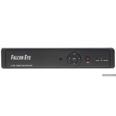 Видеорегистратор Falcon Eye FE-104D Light (FE-104D Light)IP-видеорегистраторы Falcon Eye<br>Видеорегистратор FE-104D Light 4-х канальный с поддержкой 960H<br>
