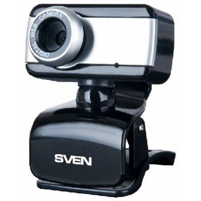 все цены на  Веб-камера SVEN IC-320 (SV-0602IC320)  онлайн