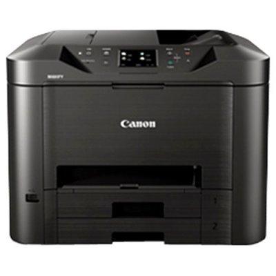 Цветной струйный МФУ Canon Maxify MB5340 (9492B007) A4 WiFi (9492B007)Цветные струйные МФУ Canon<br>МФУ струйный Canon Maxify MB5340 (9492B007) A4 WiFi<br>