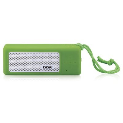 Аудиомагнитола BBK BTA190 зеленый ((BTA) BTA190 ЗЕЛЁНАЯ), арт: 209874 -  Аудиомагнитолы BBK