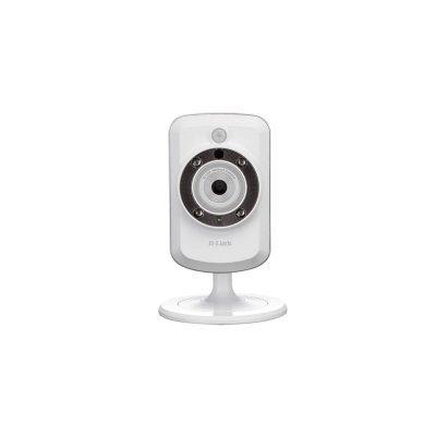 Камера видеонаблюдения D-Link DCS-942L/A4B цветная (DCS-942L/A4B)Камеры видеонаблюдения D-Link<br>Беспроводная 802.11n камера с ИК-подсветкой и поддержкой видеокодека H.264 и сервиса mydlink<br>