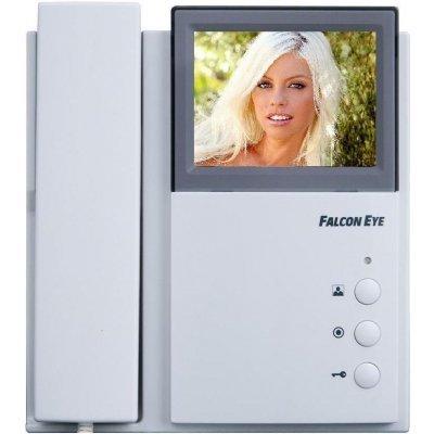 Видеодомофон Falcon Eye FE-4CHP2 (FE-4CHP2)Видеодомофоны Falcon Eye<br>Цветной видеодомофон FE-4CHP2/M4 предназначен для многофункциональной совместной работы с подъездными домофонами. Устройство снабжается жидкокристаллическим TFT монитором с диагональю экрана 4 дюйма, что позволяет хорошо рассмотреть позвонившего посетителя. К данной модели можно подключить 2 вызывны ...<br>