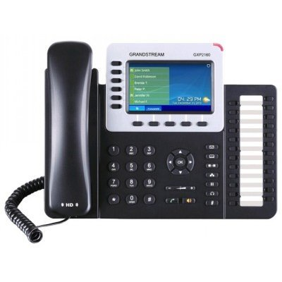 VoIP-телефон Grandstream GXP-2160 (GXP-2160)
